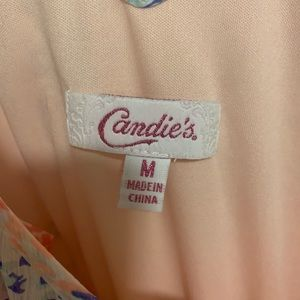 Candie's Dresses - Candie's Brand high-low dress
